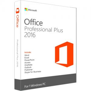 Genuine Office 2016 Pro Plus key