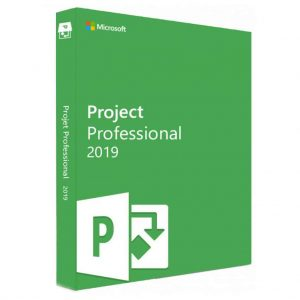 Instant Digi MICROSOFT PROJECT PROFESSIONAL 2019 - INSTANT DELIVERY
