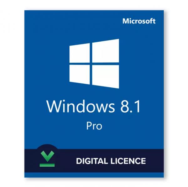 Windows 8.1 Pro Retail Key