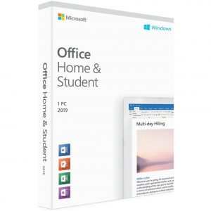 Microsoft Office 2019 Home and Student 2019 For Windows Device