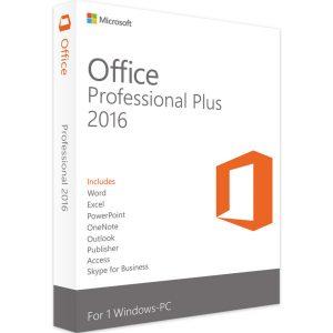 office-2016-professional-plus Retail key