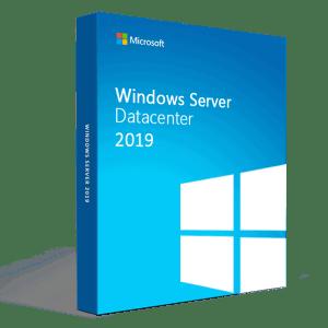 Microsoft Windows Server 2019 Datacenter License